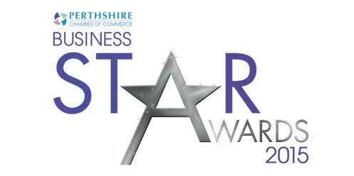 2015 PERTHSHIRE CHAMBER OF COMMERCE BUSINESS STAR AWARDS